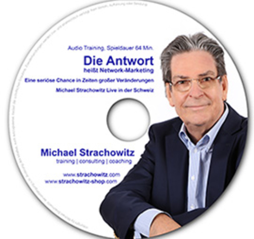 MP3: Die Antwort heißt Network-Marketing